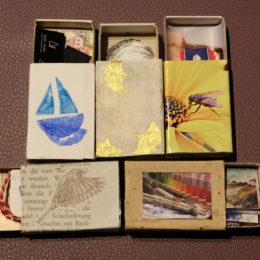 Inspiration aus der Schachtel